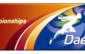 Programme Championnat du Monde d'Althlétisme Daegu
