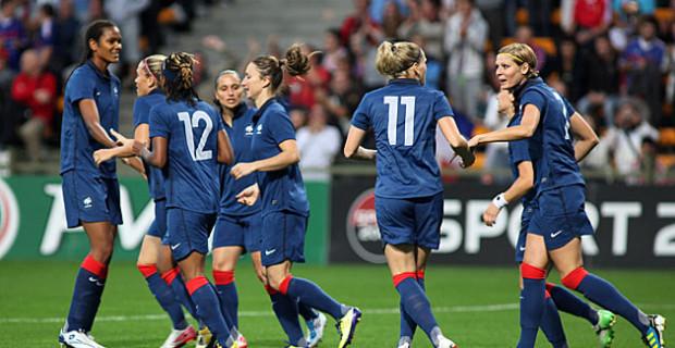 France – Pologne (2-0) : Lens fête les bleues