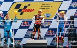 Résumé Grand Prix Moto2 d'Indianapolis