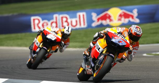 Résumé MotoGP à Indianapolis