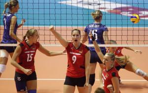 2ème journée de l' Euro Volley Féminin