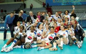 La (prometteuse) route des handballeuses