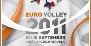 Résultats du Championnats d'Europe de Volley-Ball 2011 en République Tchèque
