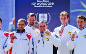 Championnat du Monde de Slalom 2011 à Bratislava