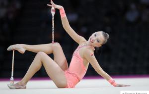 Résultat de Delphine Ledoux aux Championnats du Monde de GRS