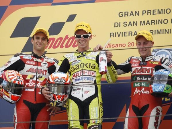 podium-125cc-san-marino