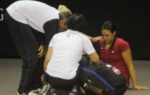 Bartoli blessée à Bali