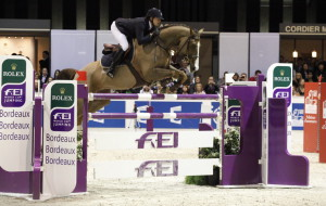 Jumping International de Bordeaux 2012