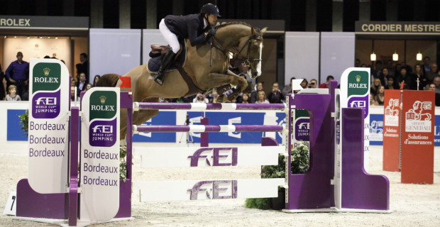 Jumping International de Bordeaux 2012