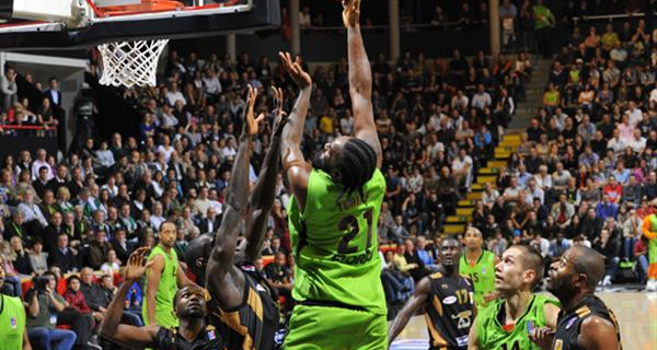 ASVEL – Nancy (77-92): la Pro A comme on l'aime!
