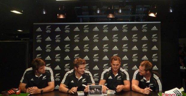 All Blacks à Paris