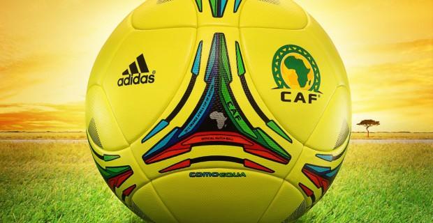 Comoequa, ballon officiel de la CAN 2012