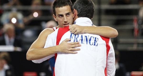 Direction les JO de Londres pour les équipes de France de gymnastique, l'expérience paye !