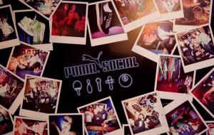 Les athlètes de la nuit sont au 114 by Puma Social