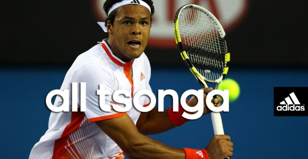 Tous avec Jo Tsonga à l'Open d'Australie