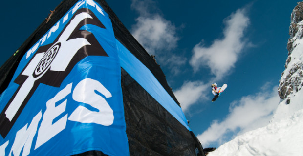 Winter X Games arrivent à Tignes