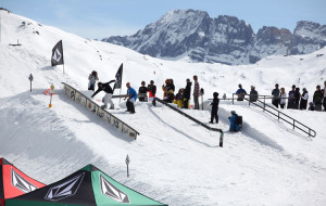 Retour sur le Volcom Peanut Butter and Rail Jam