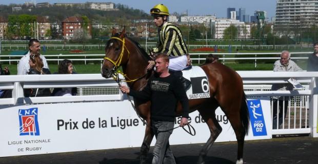 Vivre une course à l'Hippodrome de Saint-Cloud