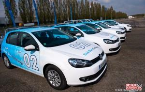 Think Blue Challenge 2012 avec VolksWagen