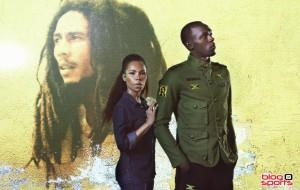 La collection Puma pour l'équipe de Jamaïque aux JO