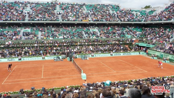 Novak Djokovic - Rafael Nadal - finale Roland Garros 2012