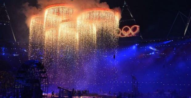 Cérémonie d'ouverture des JO de Londres 2012