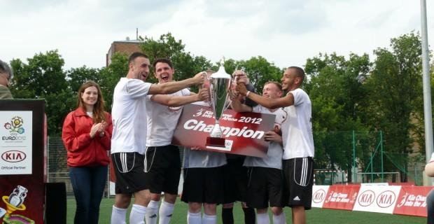 Finale Kia Cup 2012 à Varsovie