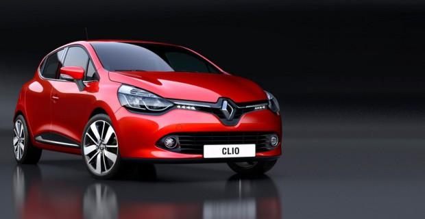 Renault dévoile la Clio 4