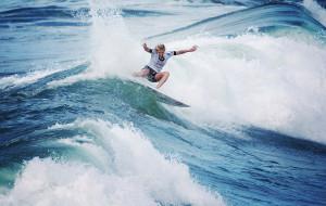 Stephanie Gilmore, reine du surf