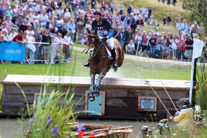 Résultats du concours complet équitation aux JO 2012 de Londres