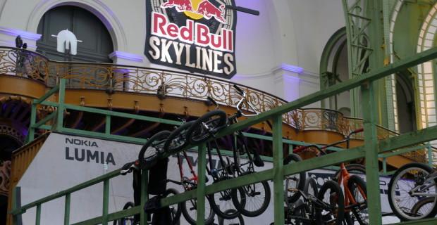 Live du Red Bull Skylines