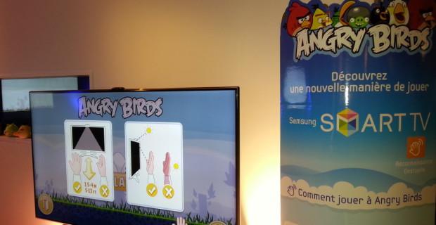 Angry Birds débarque dans la TV