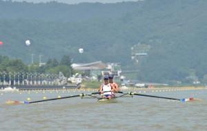 Les Mondiaux d'aviron 2013 débutent à Chungju