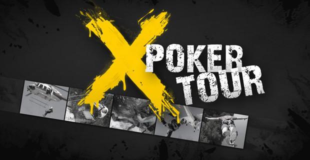 Rejoins-moi sur le X Poker Tour, le tournoi à sensations !