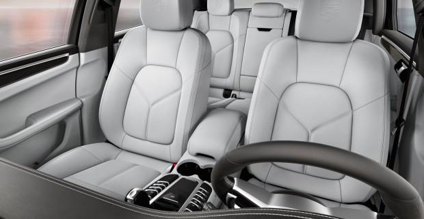 Intérieur Porsche Macan