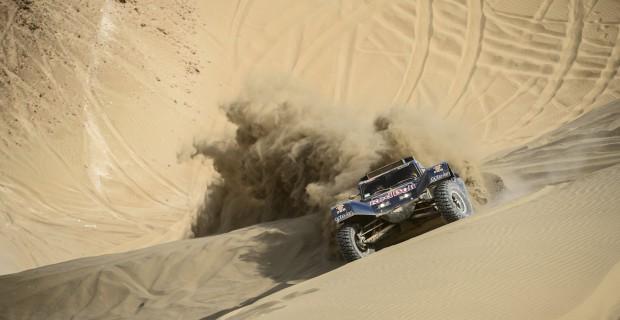 Carlos Sainz - Dakar 2014