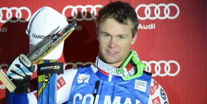 Alexis Pinturault victorieux à Val d'Isère