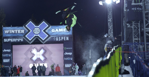 Kevin Rolland X Games 2014