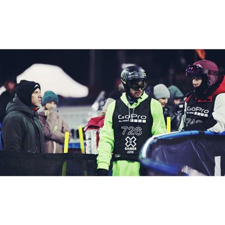 Thomas Krief et Kevin Rolland -  X Games Aspen 2014