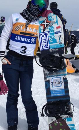Cécile-Hernandez-Cervellon-Snowboard-2014