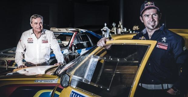 Peugeot de retour sur le Dakar !