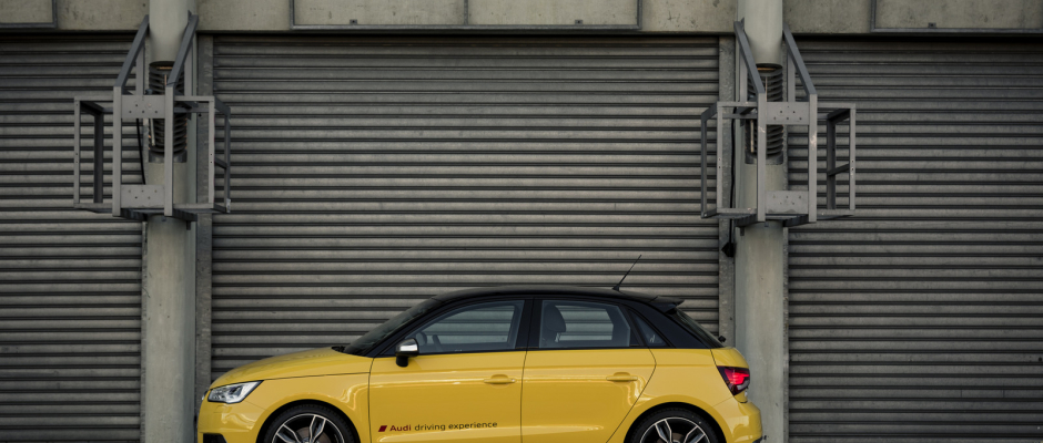 Audi S1 1
