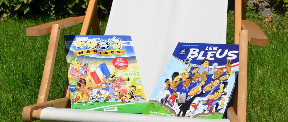 Le Mondial Brésilien en BD !