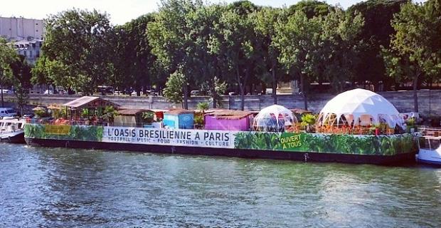 La meilleure place pour suivre la Coupe du Monde de Foot à Paris !