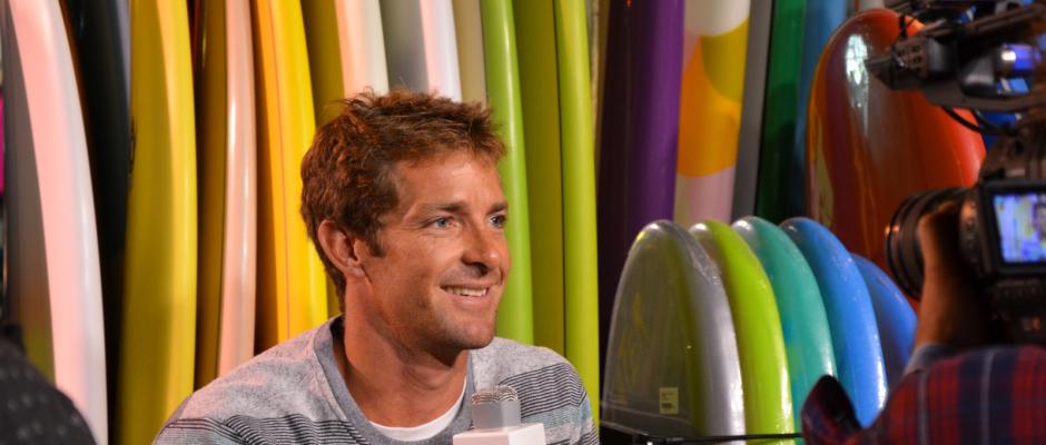 Alain Riou - Quik Pro France 2014