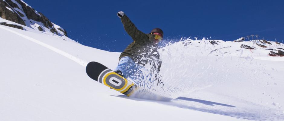 Andorre Snowboard