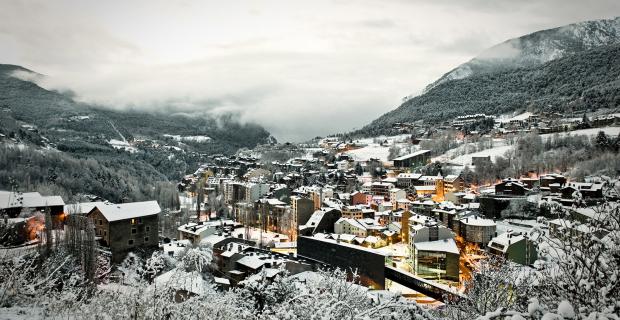 Andorre Station