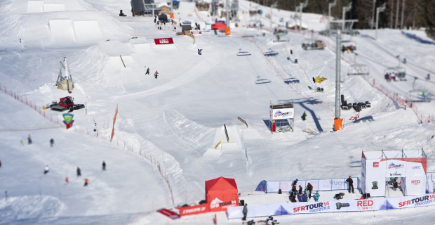 La Clusaz SFR Freestyle Tour 2014