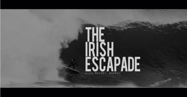 Escapade irlandaise pour Michel Bourez