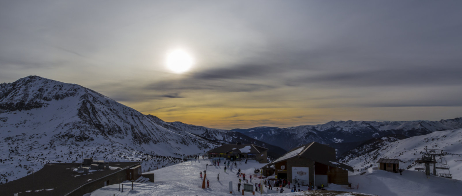 Paysage Andorre